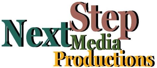 Next Step Media Productions logo